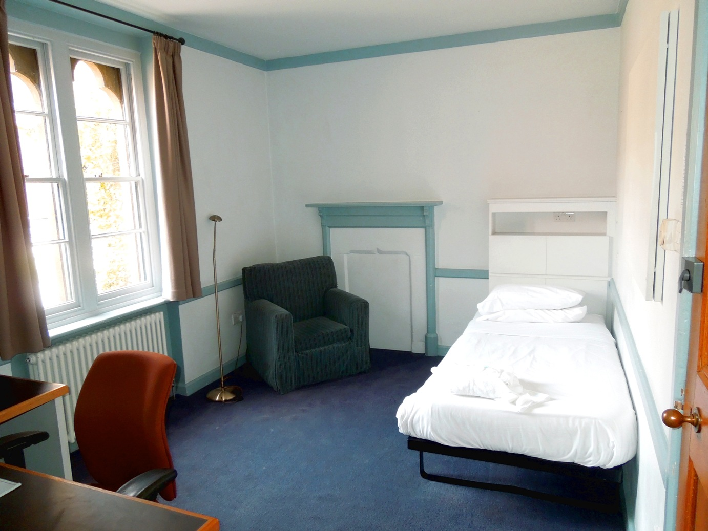 Rooms: Keble Freshers 2019